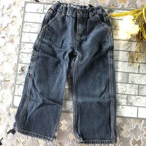 Osh Kosh B'gosh Boys Carpenter Jeans Size 4T